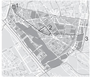 Map Promenade Plantee